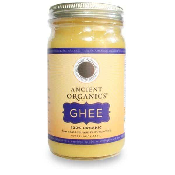 ancient organic ghee