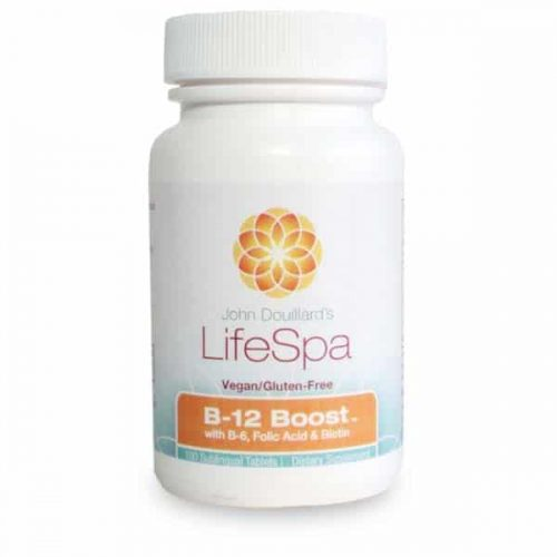 B-12 Boost Quick Dissolve Tablets