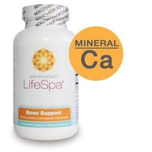 lifespa bone support supplement image