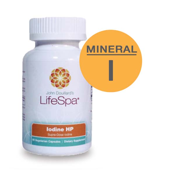 lifespa iodine HP supplement imagelifespa hormone free supplement image