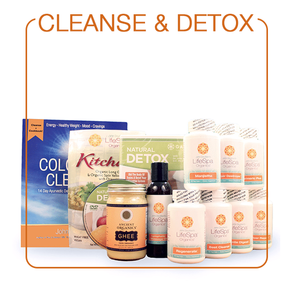 lifespa cleanse and detox category image