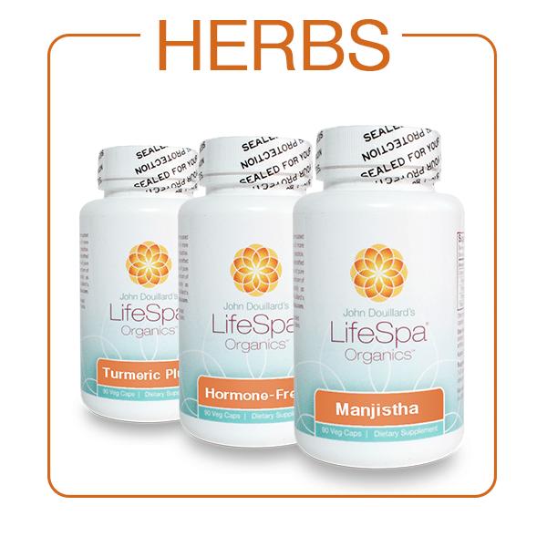 lifespa herbs category image
