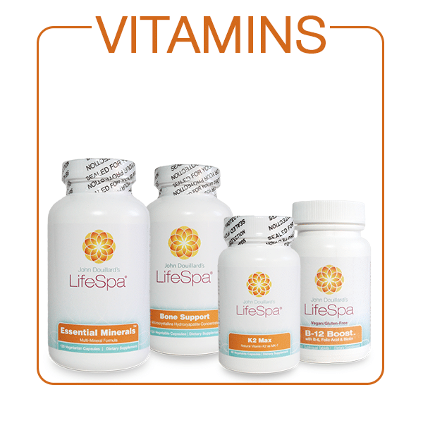 lifespa vitamins category image