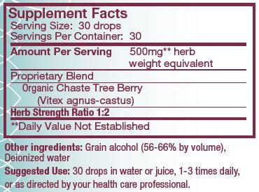 Chaste Tree Berry