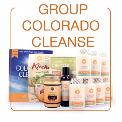 Colorado Cleanse Kits (Group)