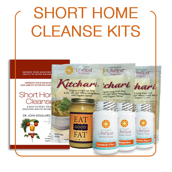 Short Home Cleanse Kits