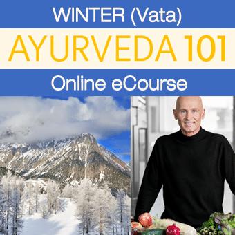 Ayurveda 101 eCourse for Winter (Vata)