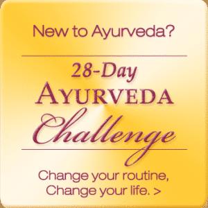 Ayurveda Challenge eCourse (online)