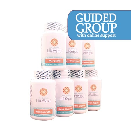 Guided Group Colorado Cleanse Kit: Simply Herbs