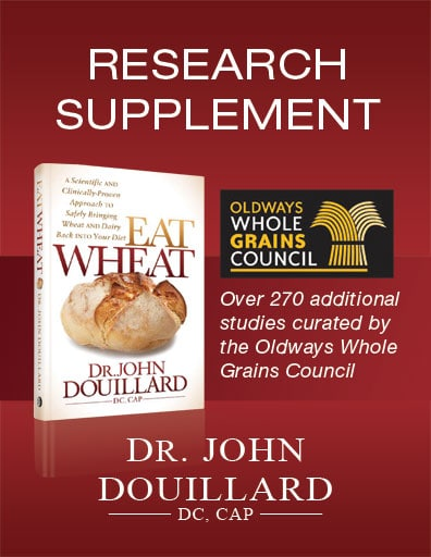 Eat Wheat Research Supplement eBook