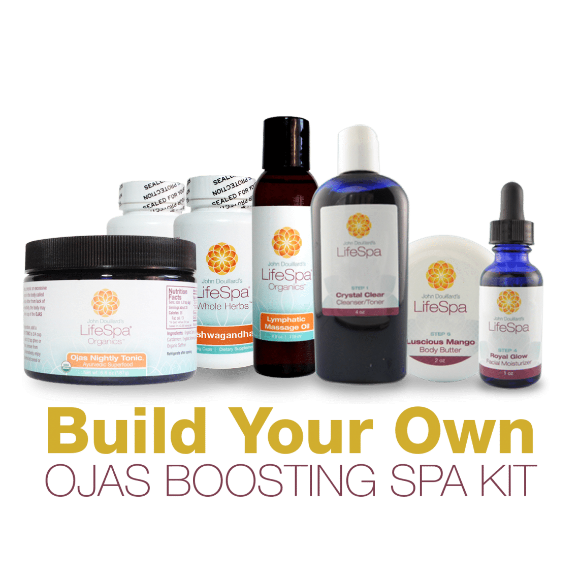 Build-Your-Own: Ojas-Boosting Spa Kit