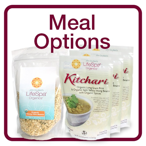 Colorado Cleanse Meal Plan Variations