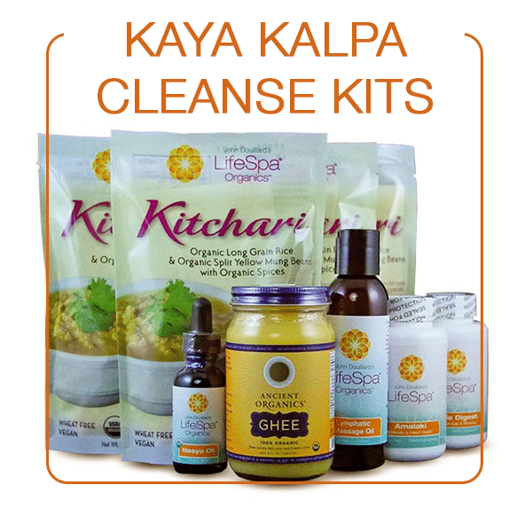 Kaya kalpa Cleanse Kit