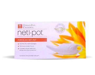 Neti Pot for Nasal Cleansing