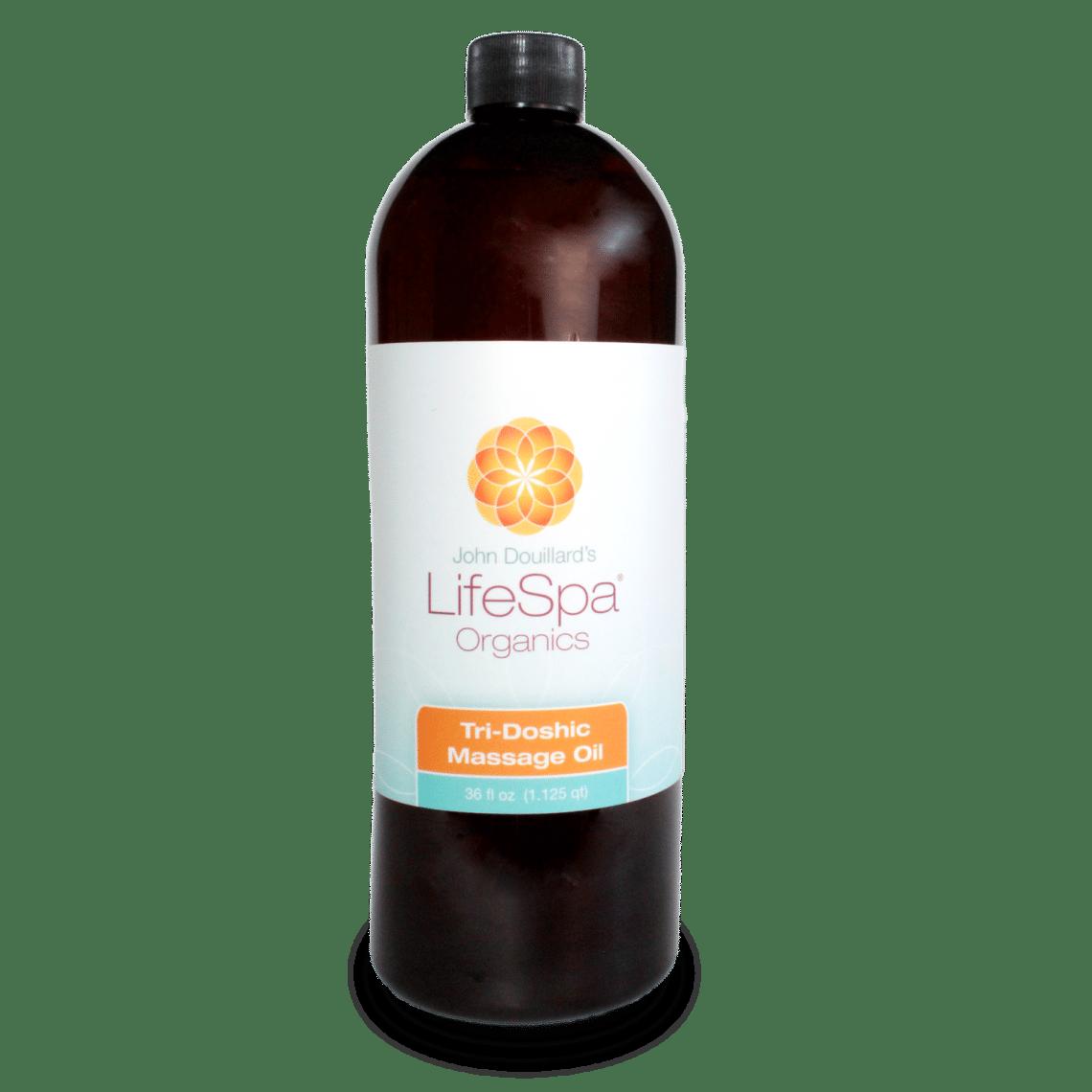 Tri-Doshic Massage Oil 34oz