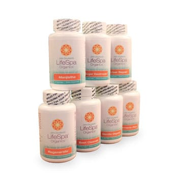 LifeSpa - ANYTIME Colorado Cleanse (Simply Herbs)