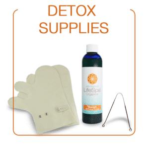 Detox Supplies