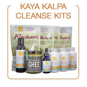 Kaya Kalpa Cleanse Kits